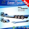 De hydraulische Afneembare Gooseneck VoorAanhangwagens van Lowboy van de Lading