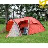 Personen-Freizeit-Zelt der doppelten Schicht-3-5