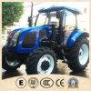 trattore compatto di agricoltura 100HP con l'agricoltura degli strumenti
