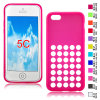 Mobile Phone Case with Inner Scrub for iPhone 5c