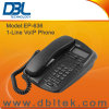 Линия телефон DBL одного IP ГЛОТОЧКА VoIP (EP-636)