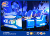 Venta caliente de cine en 9D Simulator VR de la realidad virtual para 6 jugadores el equipo de parque interior
