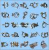 De Wartel van de Steiger van het Bouwmateriaal en Dubbele Koppeling (FF-0000)