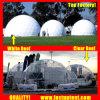 結婚式のための良質のゆとりの直径6mの測地線ドームのテント