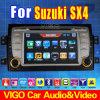 Navigation de la voiture DVD GPS pour Suzuki Sx4