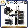 1개의 트롤리 메이크업 여행 알루미늄 케이스 (HB-3313)에 대하여 2