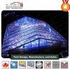 tenten van het Festival van de Muziek van de Markttent van het Overleg van 50X50m de Grote met Transparante Dekking voor Verkoop