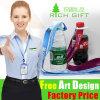 Titular de la botella ecológica promocionales Lanyard para las ventas sin pedido mínimo