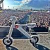 Vélo électrique de Gprgeous pour Mlle la Californie Etats-Unis