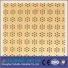 Comitati acustici di legno del MDF di alta qualità di rivestimento poco costoso dell'impiallacciatura