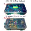 Kit caliente Hb1003-40 de la pieza del arma del tatuaje de la calidad de la marca de fábrica de la venta