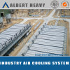 Edelstahl-Luftkühlung-System für Puder-Industrie