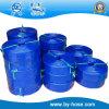 Supérieur vendant 2 pouces - haut tuyau de Layflat renforcé par PVC de pression