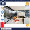Elevación de aluminio y puerta deslizante (SD-7790) de la doble vidriera