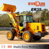 セリウムが付いているチンタオEverun Machinery Er35 Construction Front端Loader