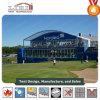 アーチの2015 PGAのイベントのためのガラス壁が付いているアルミニウム二重デッカーのテント