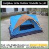 Barraca de acampamento de dobramento automática barato personalizada impermeável do projeto novo