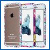 Caja de parachoques del gel suave del caucho TPU para el iPhone 6
