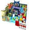 屋内子供のプラスチックプレイハウスの運動場