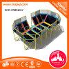 Trampoline Park에 있는 농구 Backboard Trampoline Equipment