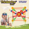 Attrezzo Windmill Model Block Toy per Chirstmas Present