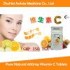 Comprimés normaux purs de la vitamine C 600mg
