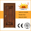 Design moderno Wooden Doors Interior Door para o quarto (SC-W054)