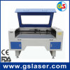 Gravura do laser e estaca Machinegs1280 80W para a madeira