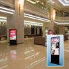 Élégant de la publicité de type armoire autonome Affichage LED de la machine une utilisation en intérieur