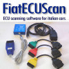 Latest Version Connector Cable를 가진 FIAT ECU Scanner