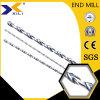 3D 5D Bit van de Boor van de Draai van het Carbide HRC55 HRC60 voor Metaal