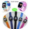 Écran tactile couleur TFT Tracker GPS intelligent regarder pour les enfants (D15)