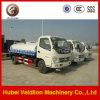Foton 4 000Litros/4cbm/4M3/4ton/4000L de agua camión tanque de pulverización