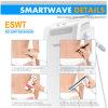 Matériel de thérapie d'onde acoustique pour le serrage de peau
