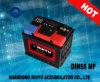 Батарея автомобиля батареи автомобиля DIN 12V DIN55 самая дешевая SMF
