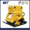 Compressor de giro hidráulico da placa das peças sobresselentes da máquina escavadora
