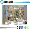 ホーム壁の装飾TVの壁の装飾ミラーのための3Dモザイクデザインミラー