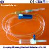 Infusión médica desechable del PVC fijada (ENK-IS-030)
