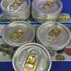 202 tapas de aluminio para las latas abiertas fáciles para la cerveza del jugo del alimento