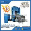 Самый лучший китайский автоматический контейнер алюминиевой фольги делая машину