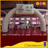 Promozione che fa pubblicità all'arco gonfiabile dell'entrata della strumentazione (AQ5306-1)