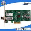 LAN van de Vezel van de Haven van 1000base-Fx SFP van Pcie X1 de Optische Kaart van de Adapter van het Netwerk (Gebaseerd Intel 82572)