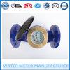 Medidor de água flangeado de Watermeter Woltmann da conexão