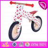 Brinquedo de bicicleta de madeira de boa qualidade em estoque, venda quente Bicicleta de bebê Bicicleta de madeira brinquedo de bicicleta W16c130
