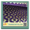 Matériel de sofa de Chenille de tissu de Chenille de jacquard de sofa du polyester 100