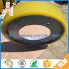 Haltbares NR Gummiprägerollen-Rad Soem-für Reis-Zerkleinerungsmaschine