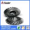 CNC Machiningによる螺線形のBevel Gears