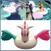 2017 새로운 거대한 팽창식 뜨 수영장은 여름 수영 뗏목을 뜬다