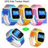 Sos GPS van het Kind/van Jonge geitjes het Draagbare Horloge van de Drijver met Pedometer Y5