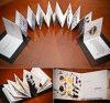 Impression de papier colorée de livre et de livret d'impression avec le prix meilleur marché